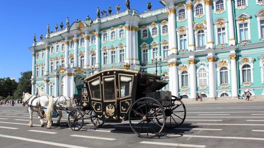 «Культурные жемчужины» Петербурга: топ-5 культурных мест поверсии National Geographic