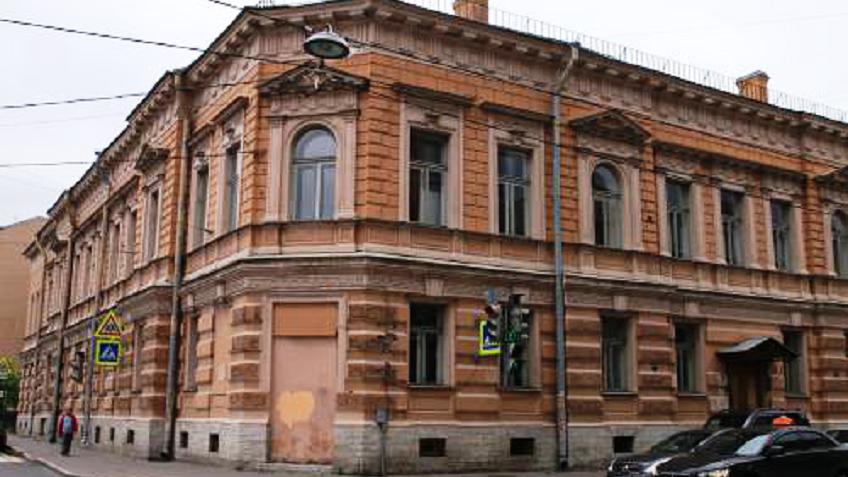 Петербургский особняк XIX века, вкотором разместится музей роботов, признан монументом