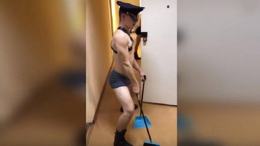 Ульяновские курсанты отделались простым испугом запародию наSatisfaction