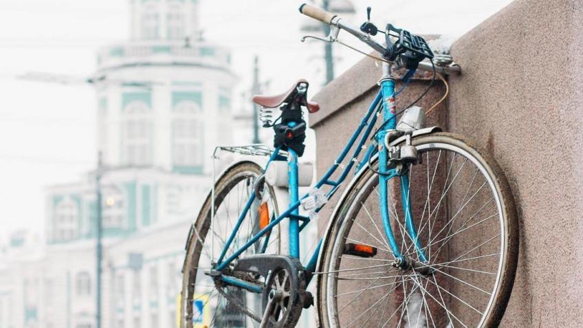 Санкт-Петербург: НаВасильевском острове икНовой Голландии решили проложить новые велодорожки