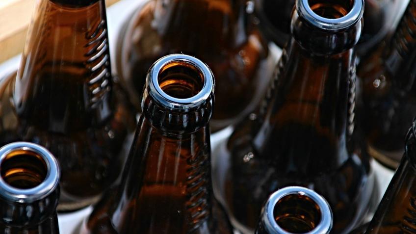 НаТимуровской улице отыскали  740 литров алкоголя без лицензии