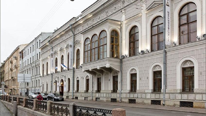 Музей Фаберже вПетербурге будет расширен втри слишним раза