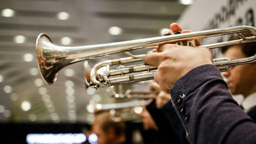 ВГлавном штабе прошло открытие интернационального дня джаза