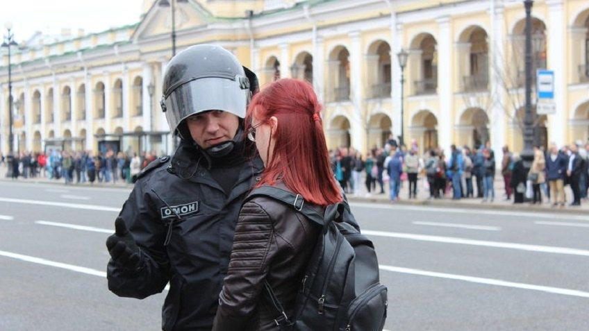 В петербургской гимназии олимпиадников лишили стипендий из-за задержаний на митинге