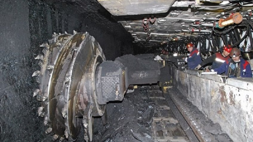 «Vorkutaugol» has started mining coal in a <b>new face</b>