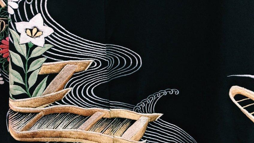 ВПетербурге открылась выставка «Японские мотивы»
