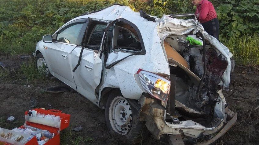 ВДТП наКиевском шоссе умер молодой мужчина