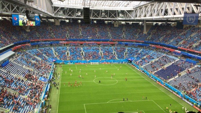 Самара вошла втоп-3 самых «футбольных» городов РФ
