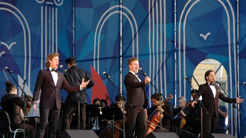 В Петербурге пройдет фестиваль «Джаз на Неве»