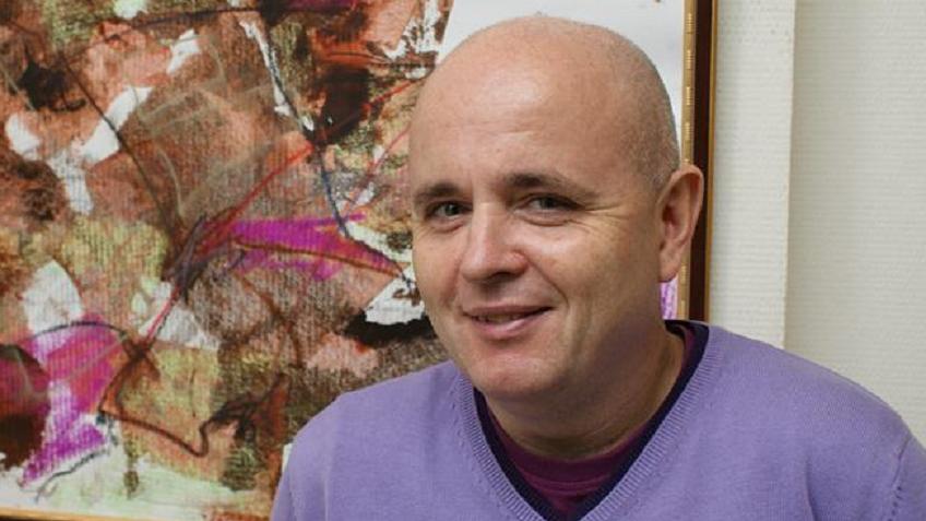 Угитариста группы «АукцЫон» вПетербурге украли картину