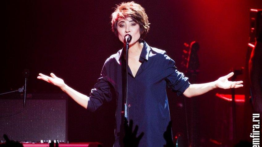 Земфира выпустила первую за 5 лет песню