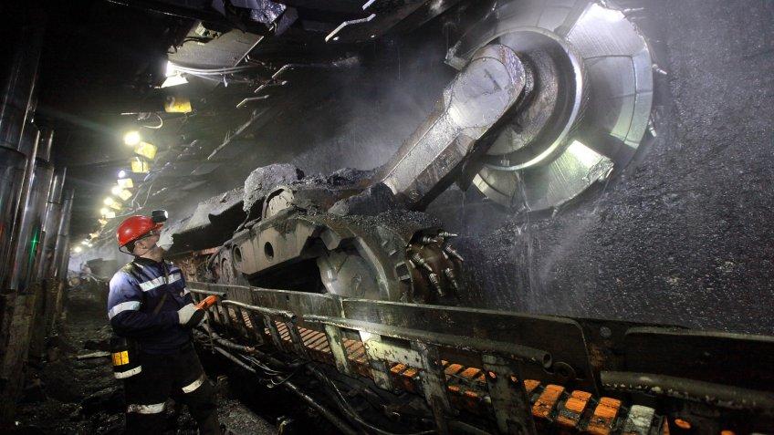 Крушинский Константин Николаевич: современные технологии добычи угля в мире