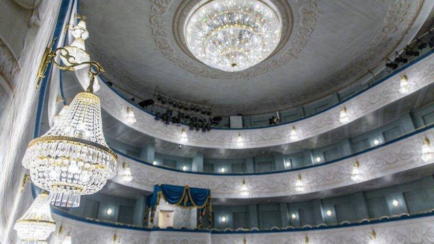 Большому драматическому театру— 100 лет