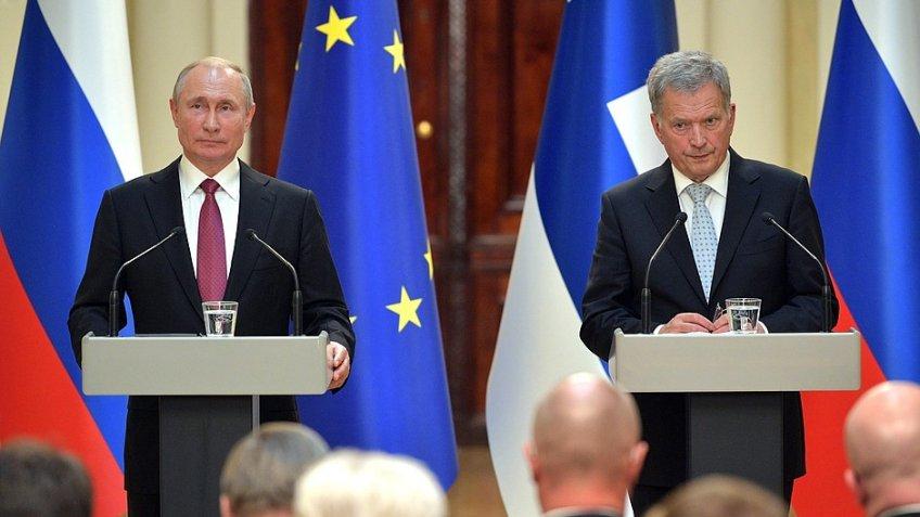 Путин и Ниистё