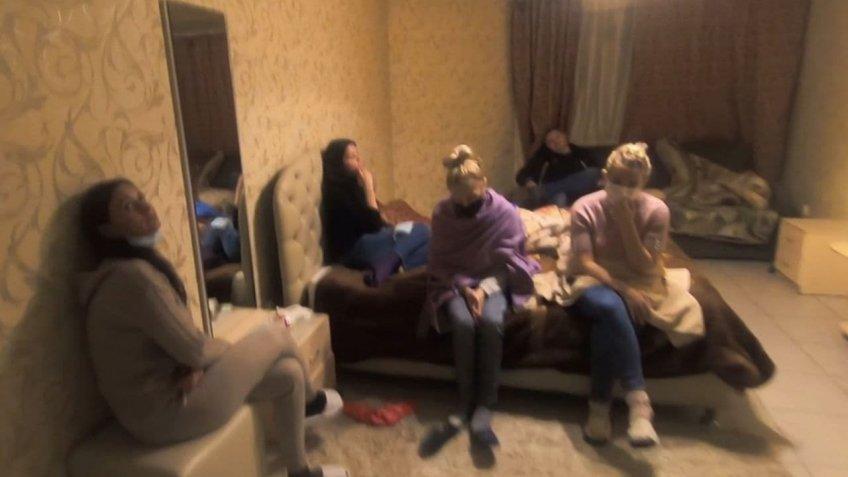 Проститутки, бордель